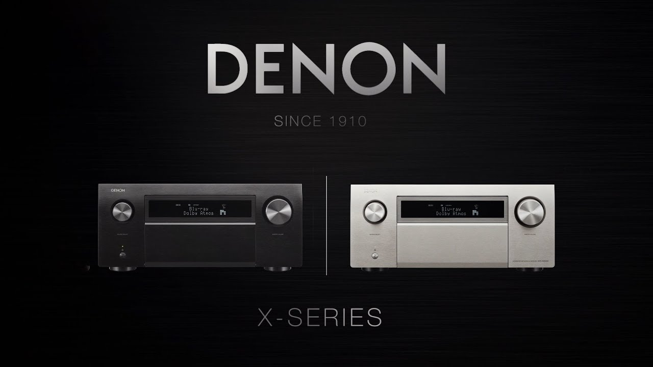 Warme Küche Auf Englisch Denon Introducing The X Series