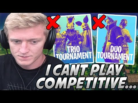 Tfue says that Fortnite Chapter 2 'feels like the worst ever
