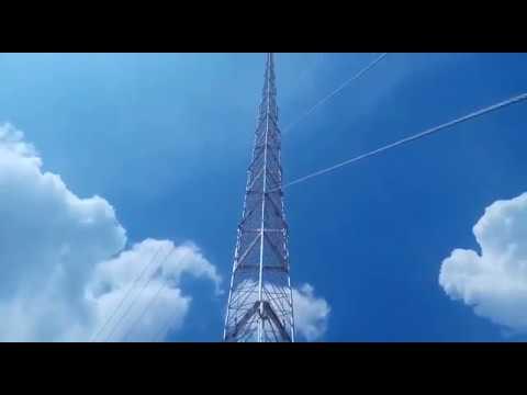Telescopic tower 60meter - BRAVOTOWER.COM