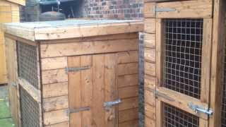 Timber Dog Kennels