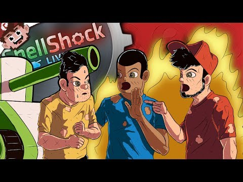 GAME OF RAGE AND FAILURE! | Derp Crew Disbanded (Shellshock Live w/ Friends)