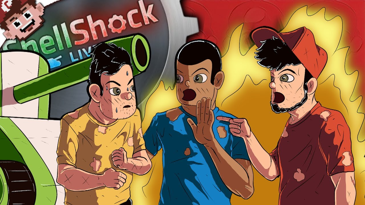 GAME OF RAGE AND FAILURE!   Derp Crew Disbanded (Shellshock Live w/ Friends)
