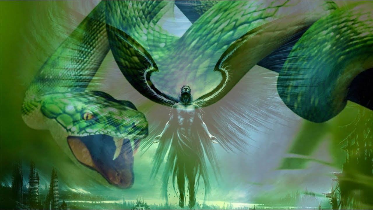 Carl gallups on mysterious symbolism in the garden of eden - Who was the serpent in the garden of eden ...