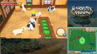 Let's Play Harvest Moon: A New Beginning 51: Baked Yams