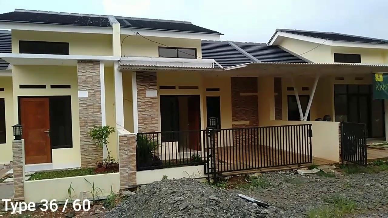 Palm Parung Residence Rumah Siap Huni di Bogor Harga 320 ...