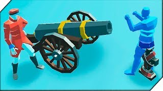 БИТВА РЫЦАРЕЙ. ВСЕ ЗАНОВО - Игра Epic battle simulator 2 (1-10Level ) Игры на андроид.