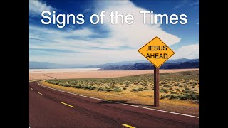 Signs of the Time with Bible Prophecy Teacher Tim Buck