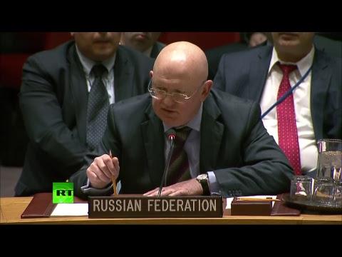 Открытое заседание СБ ООН по делу Скрипаля
