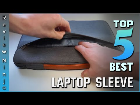 Top 5 Best Laptop Sleeve Review In 2020 | Our Top Picks