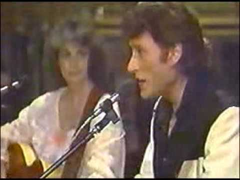 Johnny Hallyday & Emmylou Harris