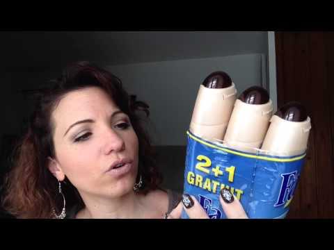 Haul Achats Leclerc: Spécial Jour de la beauté (crème douche, gel douche, déodorant, maquillage ...)