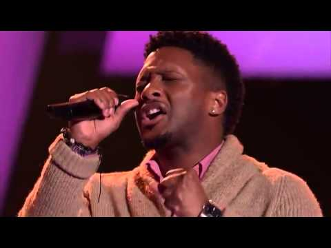 Kris Thomas - Saving All My Love for You - The Voice US