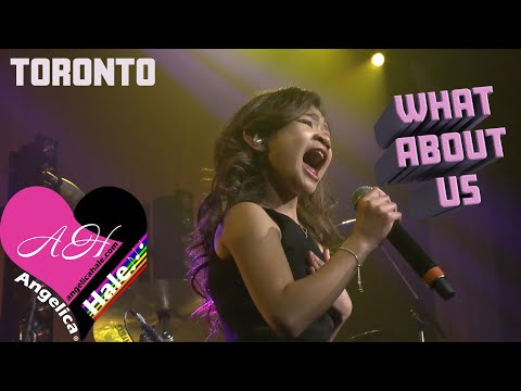 "Angelica Hale Singing ""What About Us"" - 2018 Organ Project, Toronto, Canada (3 of 3)"