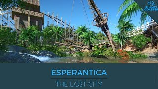 """Esperantica"" - The lost City"