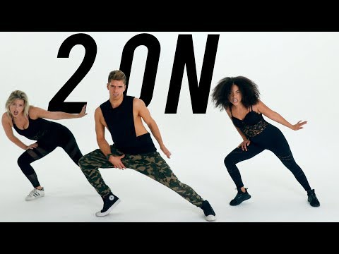 You Won't Be Able to Resist the Fitness Marshall's Moves in His Latest Dance Workout to Tinashe