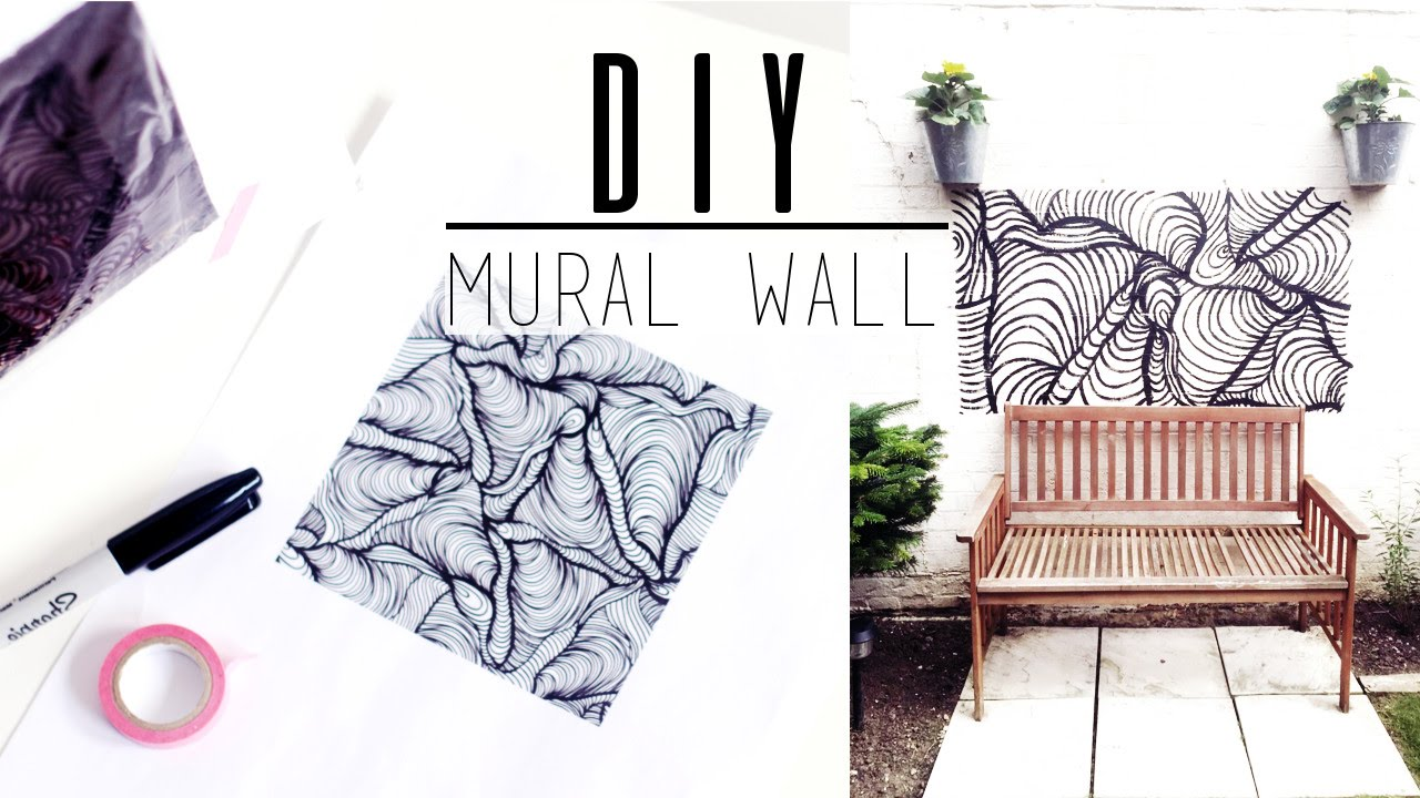 DIY Mural Easily Paint Any Image Any Size W Quick DIY Projector