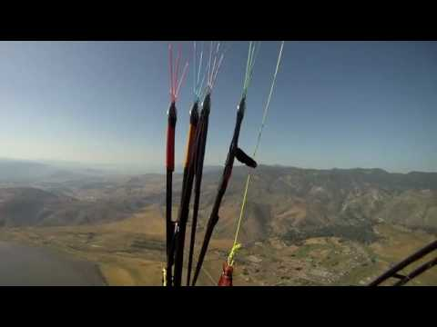 Powered Paragliding Sierra Nevada