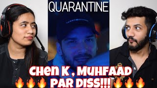 Quarantine   Talha Anjum x Talhah Yunus x KR$NA Reaction