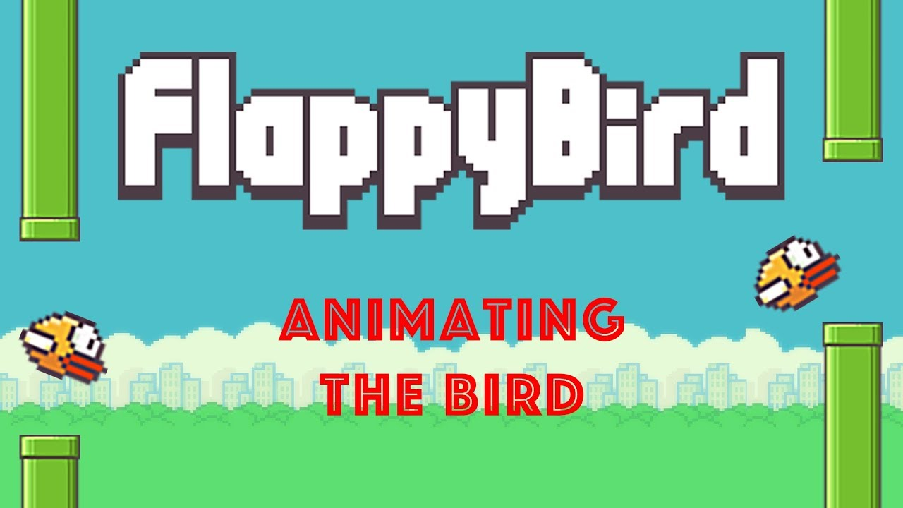 Flappy Bird Sfml C Game Logic Animating The Youtube Transistor And Gate Animation