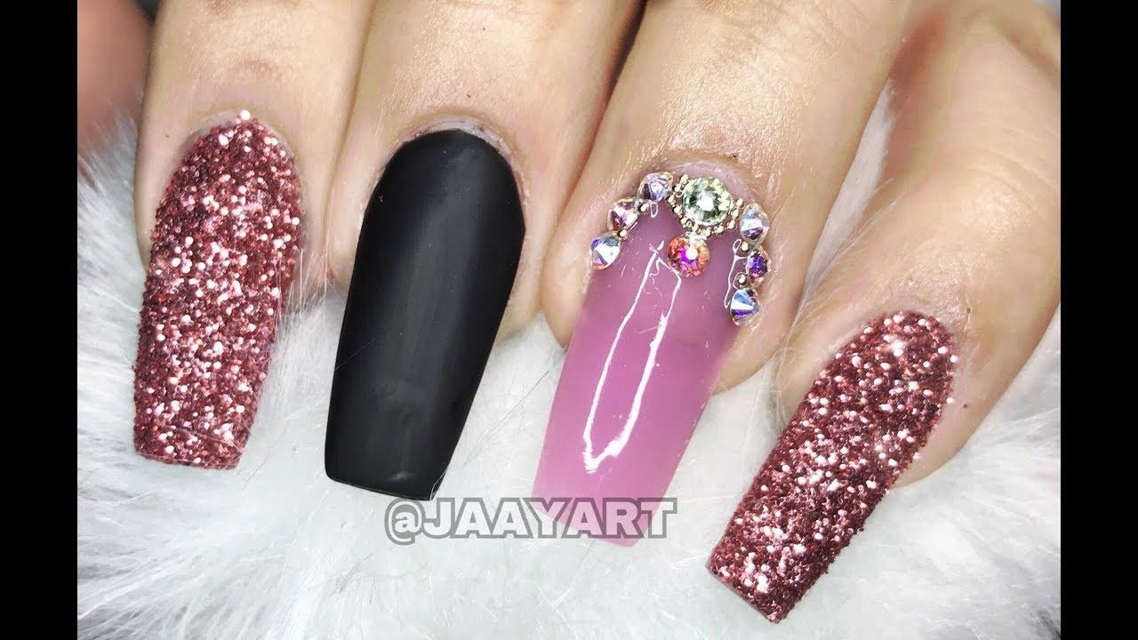 Uñas Efecto Azucar Elegantes Jaayart Nails