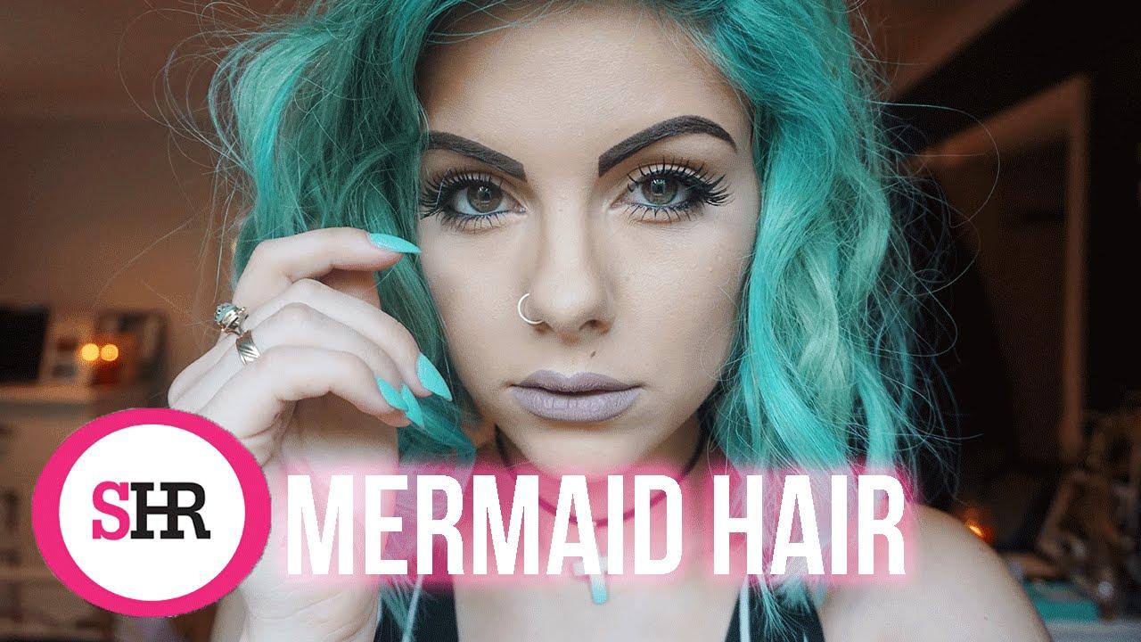 28b1523da22 Mermaid Hair  Dying My Hair Turquoise