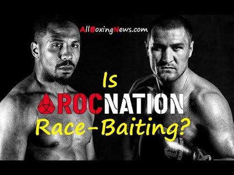 """Is Roc Nation Sports """"Race-Baiting"""" to Promote Andre Ward vs. Sergey Kovalev 2 - The Rematch?"""