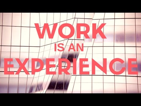 The Future of Work is Employee Experience - Jacob Morgan