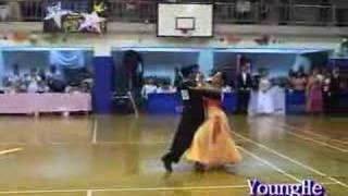 95全民運動會華爾滋指定舞步Waltz
