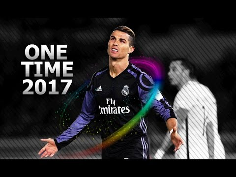 Cristiano Ronaldo 2017 • One Time • Skills & Goals | HD