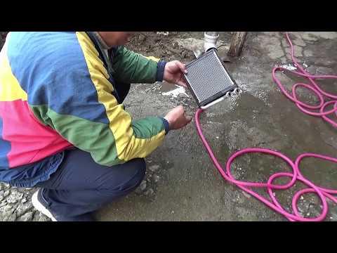 Как и чем промыть, почистить радиатор печки – гарантия 100{0b5d390653cde2dc12b1eb250738d711506f9db7ec6bccd74cfe7ea826334e6a}.  Забит радиатор