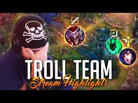 MI EQUIPO TROLLEA (sale mal) | Stream Highlights (League of Legends) thumbnail