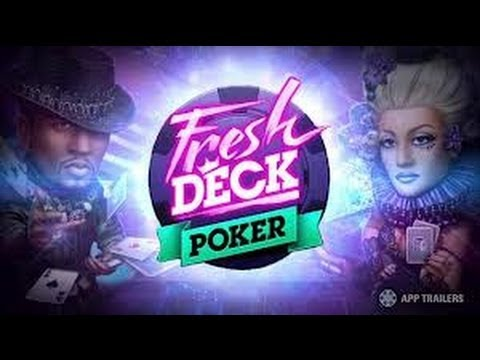 Why U So Lucky??? - Lets Play Fresh Deck Poker