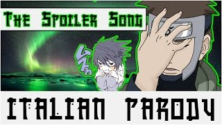 Ao no Exorcist Opening 2 - In My World / Spoiler Song 【 Italian Version - Parody 】