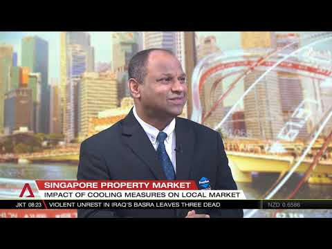 Channel News Asia: Asia Business First Interview With CEO Mr Ismail Gafoor