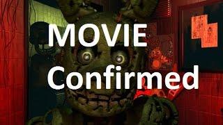 FNAF Movie Confirmed