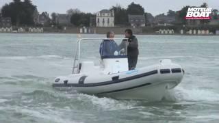 NORTHSTAR 600 RX - Essai moteurboat.com