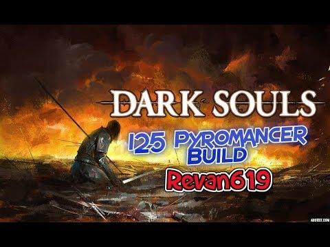 Dark Souls Remastered 125 Pyromancer Build