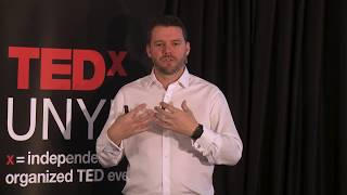 Augmented and virtual reality are changing business learning. Are we ready? | Tom Scally | TEDxUNYP