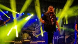 "Black Abyss  mit ""Rippers Punch"" beim 9. Durlanger Rockfestival."