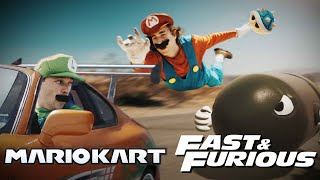 Video Fast and Furious: Mario Kart download MP3, 3GP, MP4, WEBM, AVI, FLV Oktober 2019