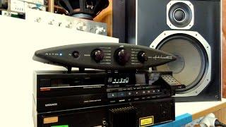 Magnavox CDB 650 + Alto Audio Inovation SE + Philips 22AH495
