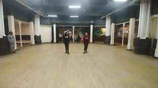 Offset ft Cardi b- clout. Choreography dance by Alyssa & Kachaya