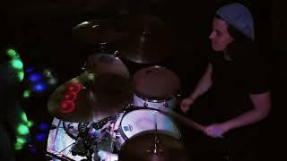 Wagon Wheel drum cover (live band)