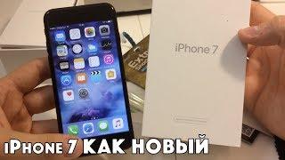 видео Купить Apple iPhone 7 32GB Silver (Айфон 7 32Гб серебристый) в Москве в интернет-магазине IPPY.RU