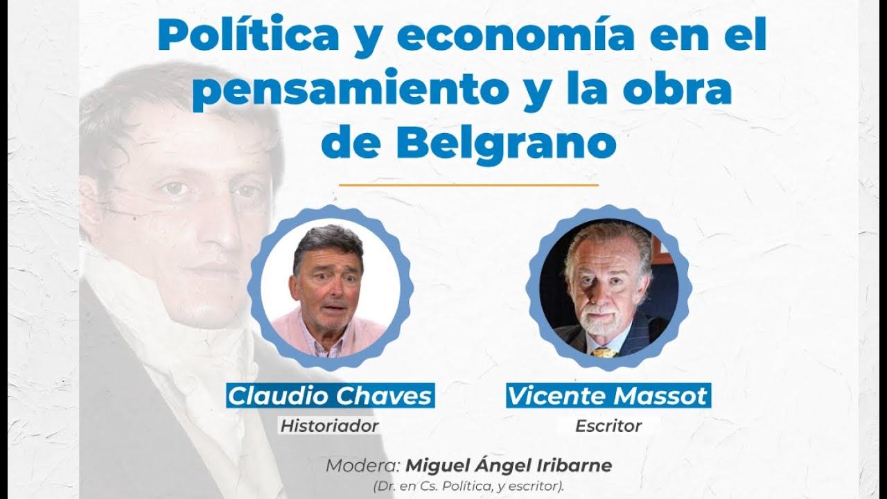 Política y economía en el pensamiento y la obra de Manuel Belgrano