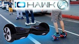The Future of Travel - IO HAWK