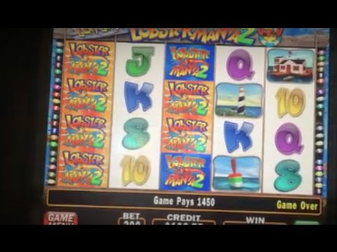 Lobstermania 2 slot machine for sale federal laws online gambling