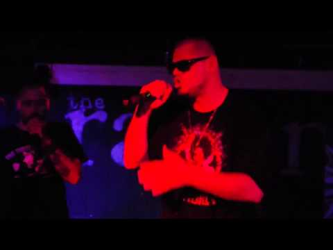 "Tommy Gramz Feat. Fyzikal ""Tell'Em"" Live 6/1/14 Blazed N Con7used (Grim Zipper Tour)"