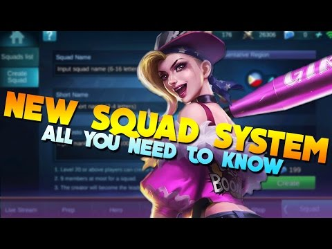 Mobile Legends Why You Should Join a SQUAD!