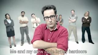 JAVA Lovers(must watch)The First ever java programming language song....